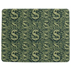 Money Symbol Ornament Jigsaw Puzzle Photo Stand (Rectangular)