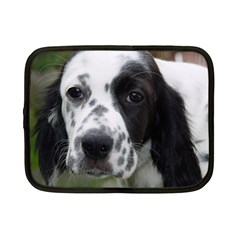 English Setter Netbook Case (Small)
