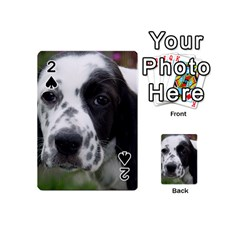 English Setter Playing Cards 54 (Mini)