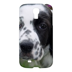 English Setter Samsung Galaxy S4 I9500/I9505 Hardshell Case