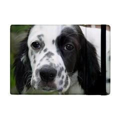 English Setter iPad Mini 2 Flip Cases