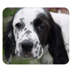 English Setter Double Sided Flano Blanket (Small)
