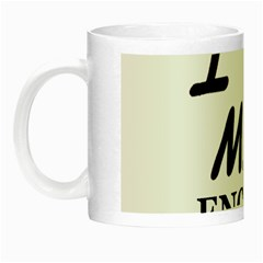 Eng Setter Love Night Luminous Mugs