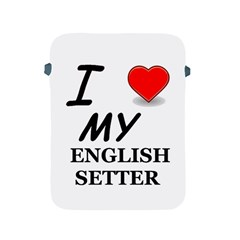 Eng Setter Love Apple iPad 2/3/4 Protective Soft Cases