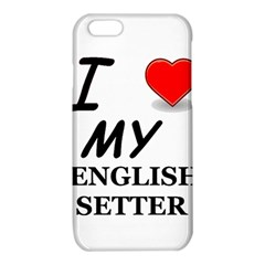 Eng Setter Love iPhone 6/6S TPU Case