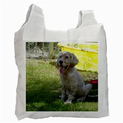 English Setter Orange Belton Puppy Recycle Bag (Two Side)