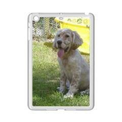 English Setter Orange Belton Puppy iPad Mini 2 Enamel Coated Cases