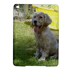 English Setter Orange Belton Puppy iPad Air 2 Hardshell Cases