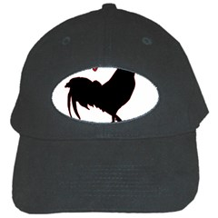 Year of the Rooster - Chinese New Year Black Cap