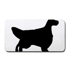 English Setter Silo Black Medium Bar Mats