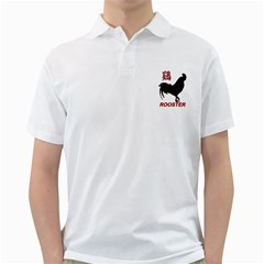 Year of the Rooster - Chinese New Year Golf Shirts