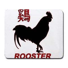 Year of the Rooster - Chinese New Year Large Mousepads