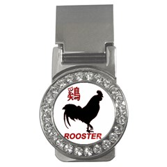 Year of the Rooster - Chinese New Year Money Clips (CZ)