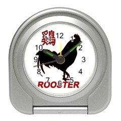 Year of the Rooster - Chinese New Year Travel Alarm Clocks