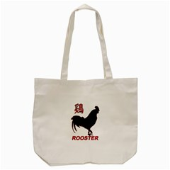 Year of the Rooster - Chinese New Year Tote Bag (Cream)