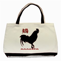 Year of the Rooster - Chinese New Year Basic Tote Bag