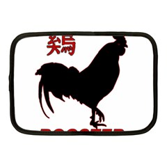 Year of the Rooster - Chinese New Year Netbook Case (Medium)