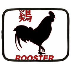 Year of the Rooster - Chinese New Year Netbook Case (Large)