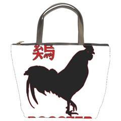 Year of the Rooster - Chinese New Year Bucket Bags