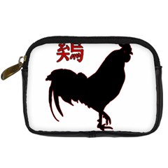 Year of the Rooster - Chinese New Year Digital Camera Cases