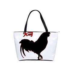 Year of the Rooster - Chinese New Year Shoulder Handbags