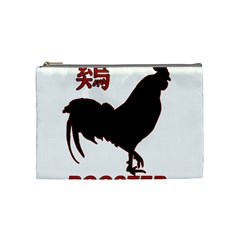 Year of the Rooster - Chinese New Year Cosmetic Bag (Medium)