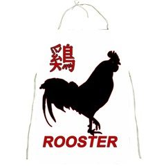 Year of the Rooster - Chinese New Year Full Print Aprons