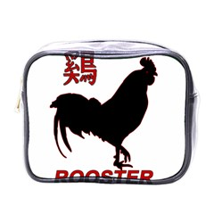 Year of the Rooster - Chinese New Year Mini Toiletries Bags