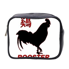 Year of the Rooster - Chinese New Year Mini Toiletries Bag 2-Side