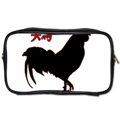 Year of the Rooster - Chinese New Year Toiletries Bags 2-Side