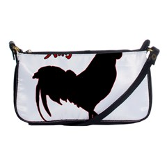 Year of the Rooster - Chinese New Year Shoulder Clutch Bags