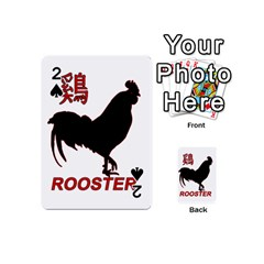Year of the Rooster - Chinese New Year Playing Cards 54 (Mini)