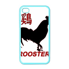 Year of the Rooster - Chinese New Year Apple iPhone 4 Case (Color)