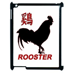 Year of the Rooster - Chinese New Year Apple iPad 2 Case (Black)