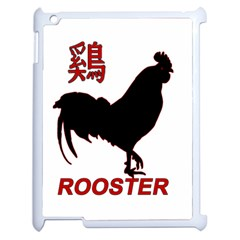 Year of the Rooster - Chinese New Year Apple iPad 2 Case (White)