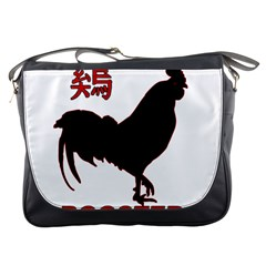 Year of the Rooster - Chinese New Year Messenger Bags