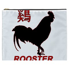 Year of the Rooster - Chinese New Year Cosmetic Bag (XXXL)