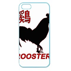Year of the Rooster - Chinese New Year Apple Seamless iPhone 5 Case (Color)