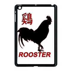 Year of the Rooster - Chinese New Year Apple iPad Mini Case (Black)