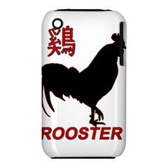 Year of the Rooster - Chinese New Year iPhone 3S/3GS