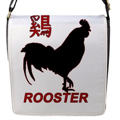 Year of the Rooster - Chinese New Year Flap Messenger Bag (S)