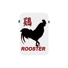 Year of the Rooster - Chinese New Year Apple iPad Mini Protective Soft Cases