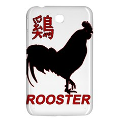 Year of the Rooster - Chinese New Year Samsung Galaxy Tab 3 (7 ) P3200 Hardshell Case