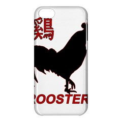 Year of the Rooster - Chinese New Year Apple iPhone 5C Hardshell Case