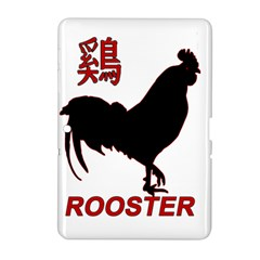 Year of the Rooster - Chinese New Year Samsung Galaxy Tab 2 (10.1 ) P5100 Hardshell Case