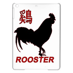 Year of the Rooster - Chinese New Year iPad Air Hardshell Cases