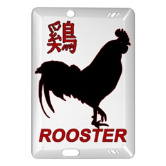 Year of the Rooster - Chinese New Year Amazon Kindle Fire HD (2013) Hardshell Case