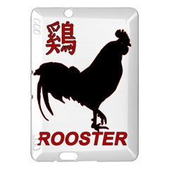 Year of the Rooster - Chinese New Year Kindle Fire HDX Hardshell Case