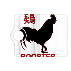 Year of the Rooster - Chinese New Year Kindle Fire HD (2013) Flip 360 Case