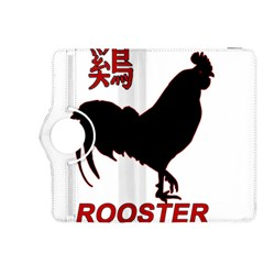 Year of the Rooster - Chinese New Year Kindle Fire HDX 8.9  Flip 360 Case